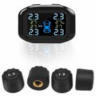 Portable External Sensor Tire Pressure Monitoring Adjustable Angle Pressure Monitor External