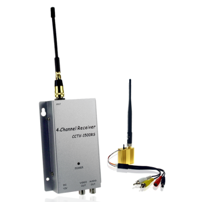 AV Wireless Transmission Combo