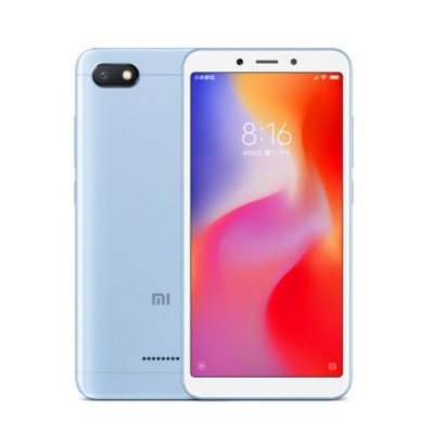 Xiaomi Redmi 6A 2+16GB Cell Phone Blue