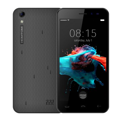 HOMTOM HT16 Android 6.0 Phone Black