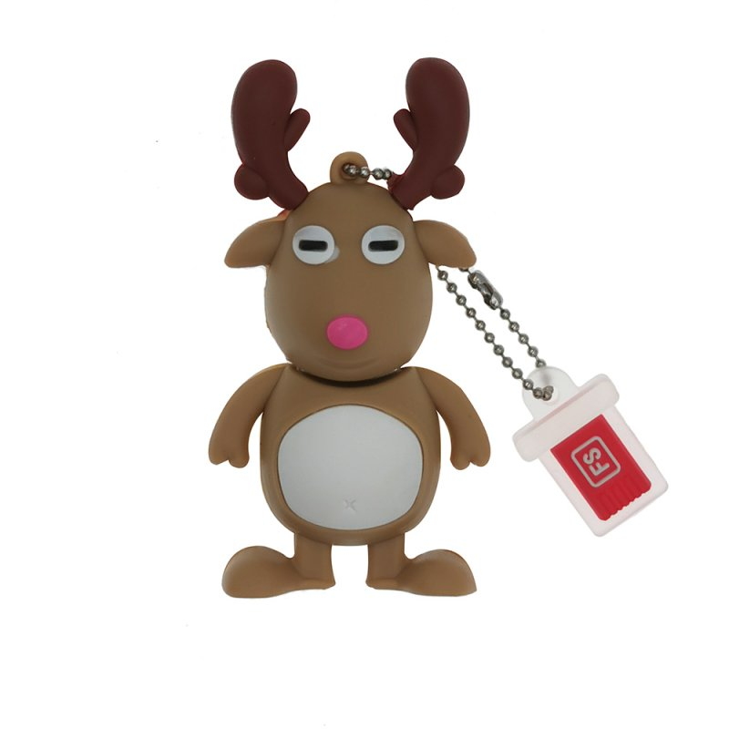 Christmas Style USB Flash Drive 128GB