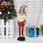 Christmas Telescopic Doll Cute Cartoon Festival Decorations Senior