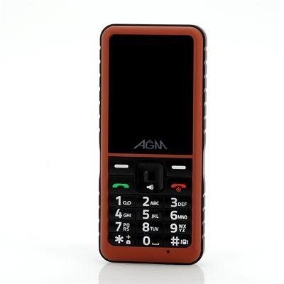 AGM Stone 2 Bar Phone (Brown)