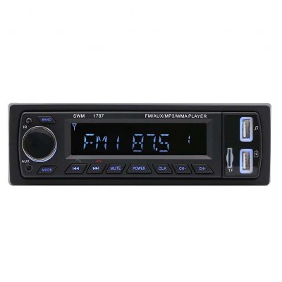 Classic Car In-Dash FM MP3 Radio Player