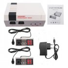 Classic Mini Family Game Consoles Built-in 500 TV Video Game with Dual Controllers(HD, HDMI Socket)