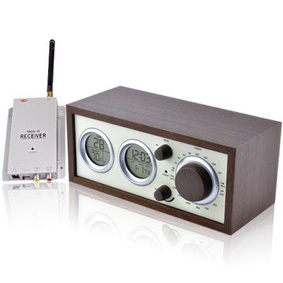 how to set the clock on milwaukee radio