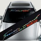 Car Stickers Styling Front Windshield Decal 4