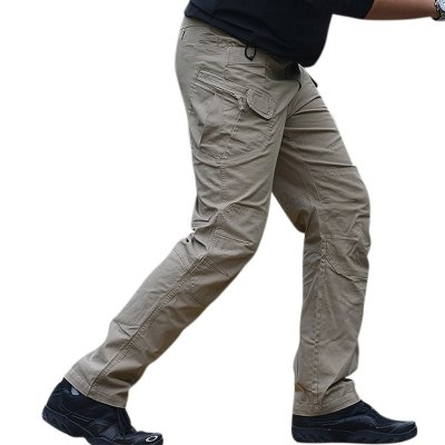Wear-Resistant Tactical Cargo Pants