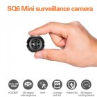 Mini Surveillance Camera - Black