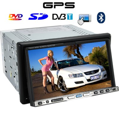 Road Master 7 Inch Car DVD Player