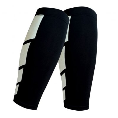 Compression Leg Sleeve - Black M Size