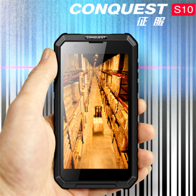 Conquest S10 Rugged Phone