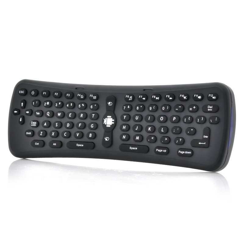QWERTY Keyboard + Motion Mouse for Android