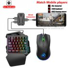 Converter P8 Keyboard And Mouse Android Version Wired Game Converter P8+keyboard+mouse