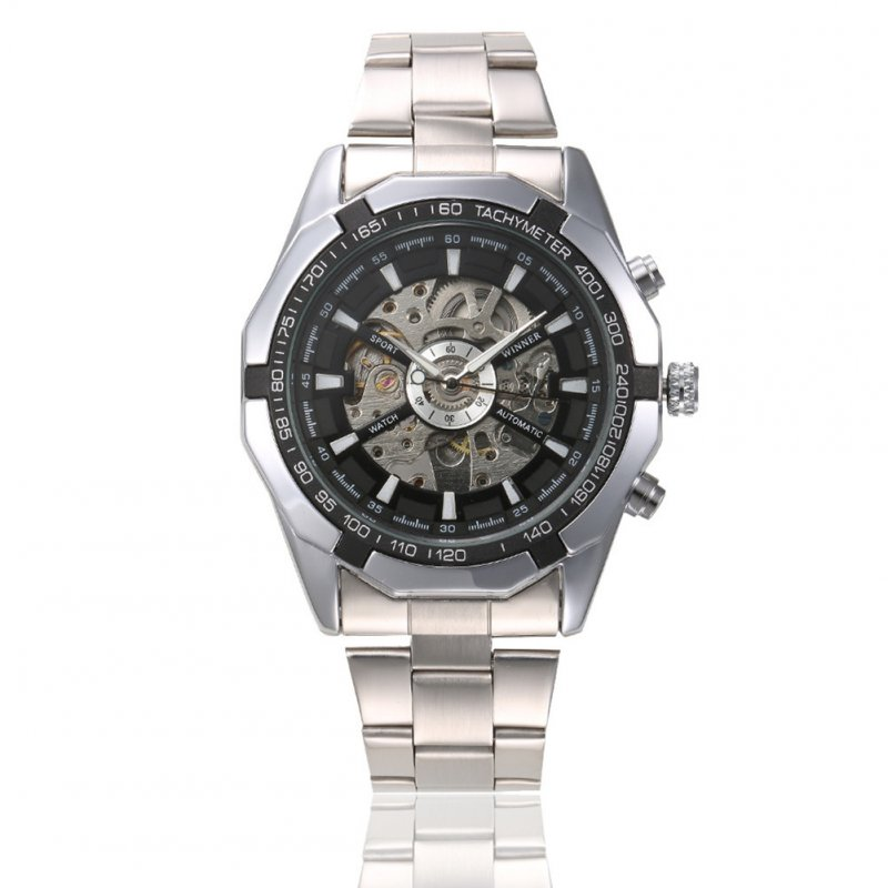 Cool watches For Men Skeleton Mens