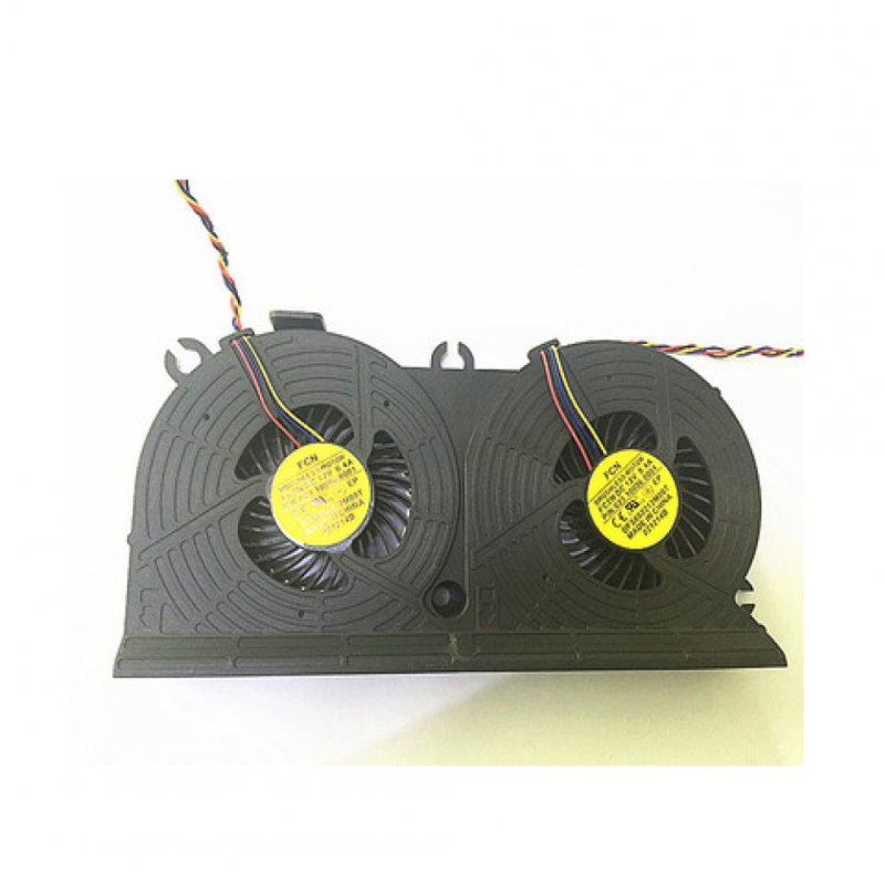 Cooling Fan for Laptop CPU HP ELITEONE 800 G1 705 G1 733489-001 black