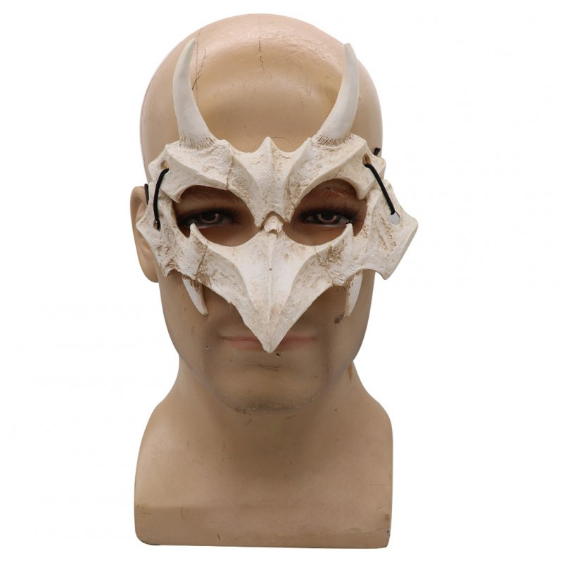 Cosplay Latex Mask Photo Prop for Halloween Party Performance Art Mask  3#