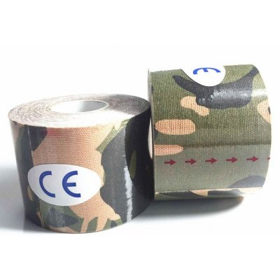 Cotton Elastic Kinesiology Therapeutic Tape