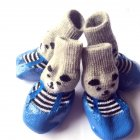 Cotton Pet Dog Shoes Rain Snow Boots Socks