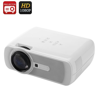 BL-80 Mini LED LCD Projector