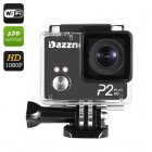 Dazzne P2 Plus Sports Action Camera