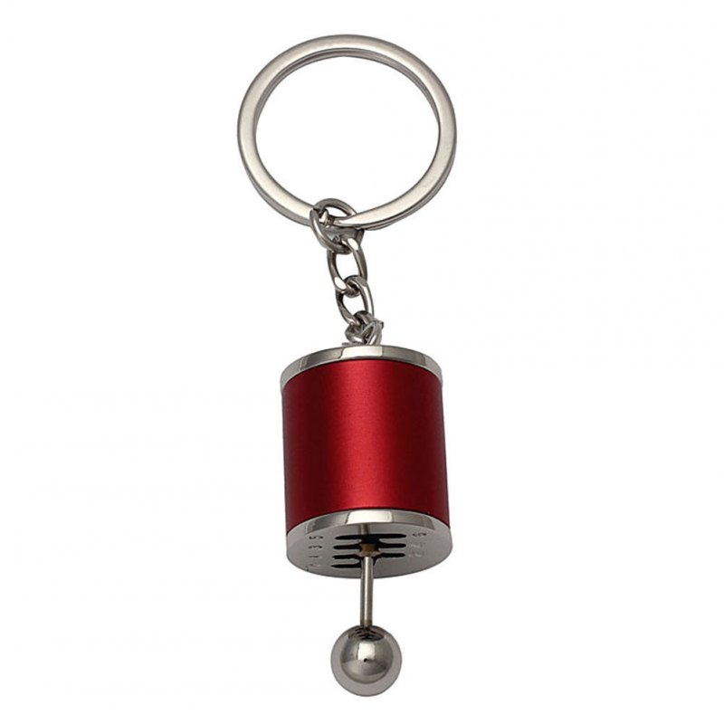 Auto Part Model Gear Shifting Keychain