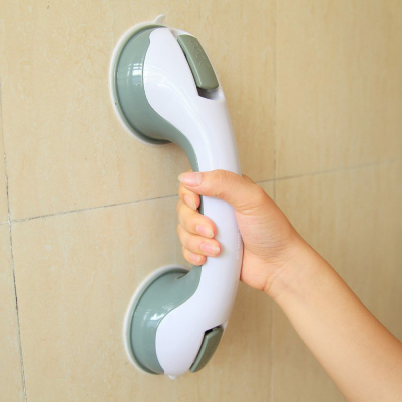 Creative Bathroom Secure Handrail