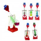 Liquid Drinking Glass Drink Water Desk Toy