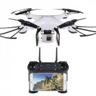 Cruise through the skies and shoot stunning pictures and video with the SG600 video drone  This affordable quad copter is great for beginning drone pilots