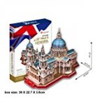 CubicFun 3D Puzzle `Saint Paul`s Cathedral - London`