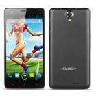 Cubot S222 Quad Core Phone features a 5 5 Inch 1280x720 Capacitive IPS OGS Screen  MTK6582 1 3GHz CPU  16GB ROM and Android 4 2 operating system
