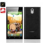 Cubot S308 Android 4 4 Phone   MTK6582 1 3GHz Quad Core  5 Inch 1280x720 OGS IPS Capacitive Screen  2GB RAM   16GB Memory  Black