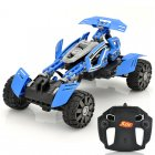 Customizable RC Stunt Car with 2 4GHz Frequency  80 100 Meter Range and more   Built this RC car the way you want it and race around