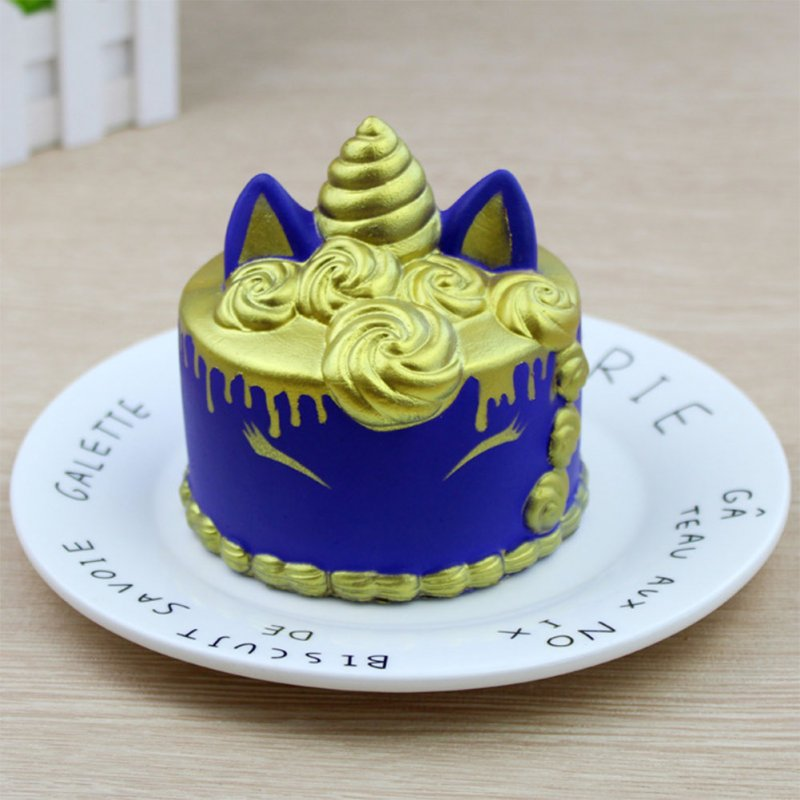 Cute Cartoon Cake Slow Rising Toys Creative Squishy Vent Toys Kid Toy Gift