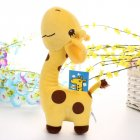 Cute Soft Animal Toy Giraffe Plush Doll Birthday Gift For kids 18cm