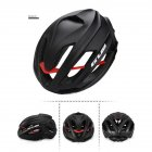 Cycling Helmet Ultralight Breathable Racing MTB Road Bike Helmet Safety Cap Man Women black_L
