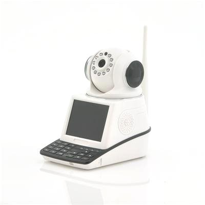 Plug + Play Network Video Camera