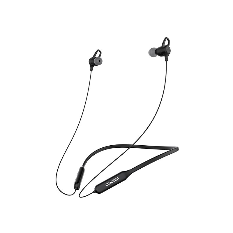 DACOM GH01 Deep Bass Bluetooth Earphone Black