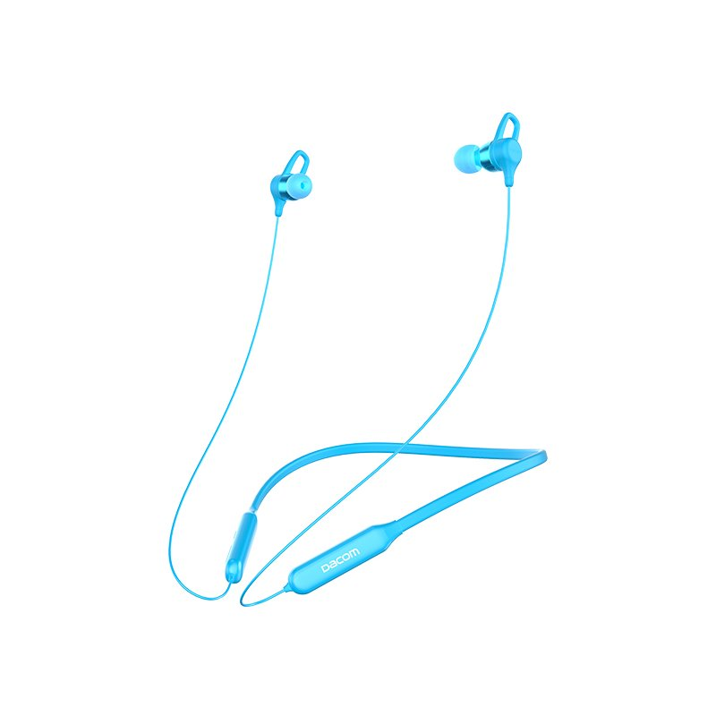 DACOM GH01 Deep Bass Bluetooth Earphone Blue