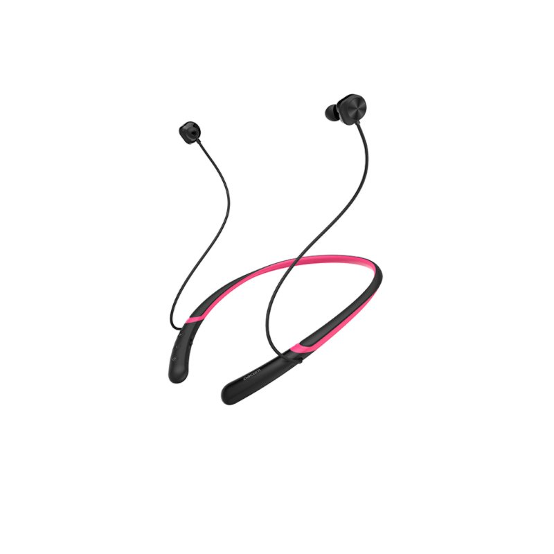 DACOM L02 Dual Drivers Headphone Black Red
