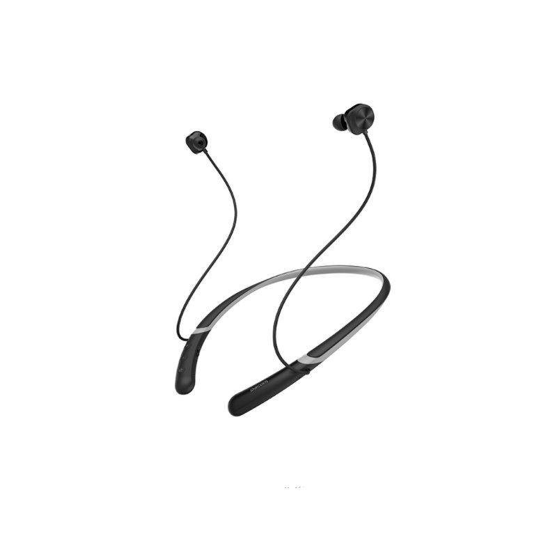 DACOM L02 Dual Drivers Headphone Black Gray