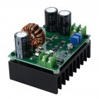 DC-DC 600W 10-60V to 12-80V Boost Converter Step-up Module Car Power Supply Black green