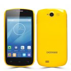 DG110 Collo 3  Doogee s all time best seller makes a comeback in style coming now in a yellow classic design that reminds you off a sporty Ferrari
