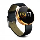 DM360 Bluetooth Watch Gold