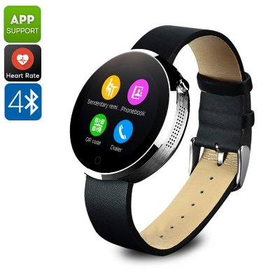 DM360 Smart Watch (Silver)