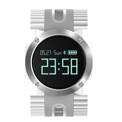 DOMINO DM58 Smartwatch - Silver&Black