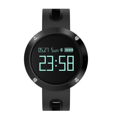 DOMINO DM58 Smartwatch - Black