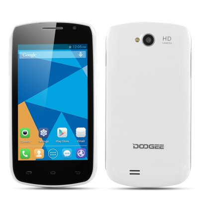DOOGEE DG110 COLLO 3 Android Phone (White)