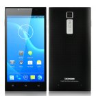 DOOGEE DG2014 Quad Core Phone features a MTK6582 1 3GHz CPU  5 Inch IPS OGS 1280x720 display and an Android 4 2 OS