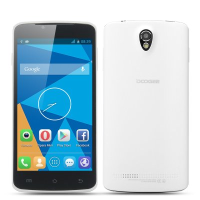 DOOGEE MINT DG330 Phone (White)